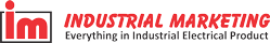 industrial marketing ahmedabad logo